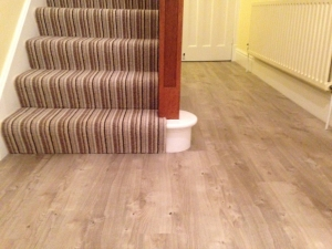 Amtico Spacia Luxury Vinyl Tiles Flooring Winder Carpets and Beds